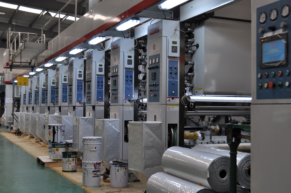 Color Printing Production Line